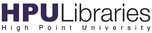 HPU Libraries Logo